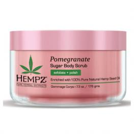 Hempz Pomegranate Shugar Body Scrub