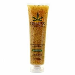Hempz Body Scrub - Sandalwood & Apple